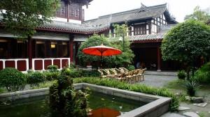 Maison de thé à proximité