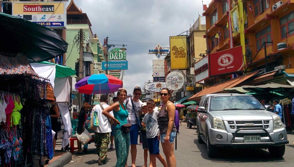 Guichen à Bangkok !