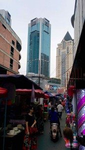 Good bye Chengdu