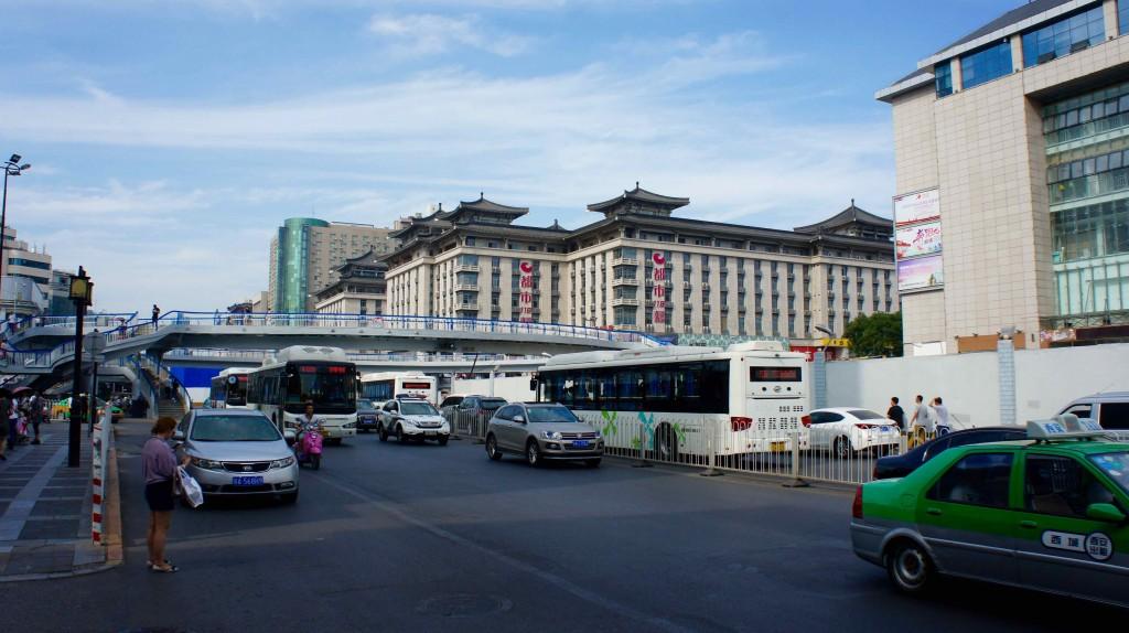 Xi'an - septembre 2016