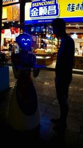 Robot-dégustation