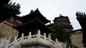 Palais des Fragrances Bouddhiques et temple de bronze