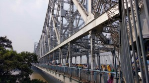 Le Howrah Bridge