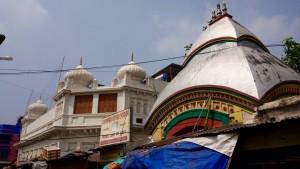 Le temple de Kali