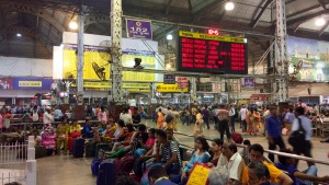 Howrah Train Station