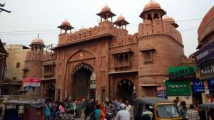 Porte de Bikaner