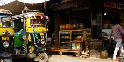 Déjeuner à Nawalgarh