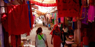 Dans les rues de Nawalgarh