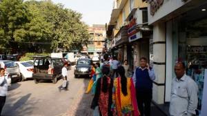 Khan Market, les Champs Elysées de Delhi
