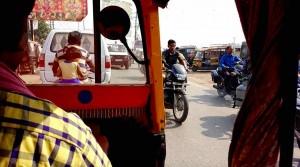 Chauffeurs de rickshaw : n°1 des escrocs !