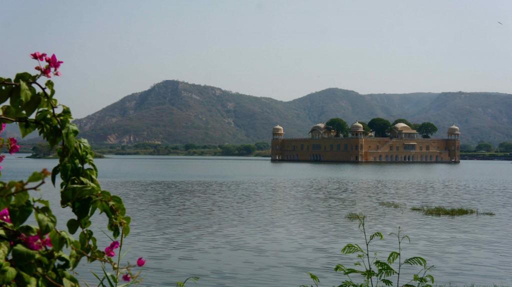 Palais flottant de Jaipur