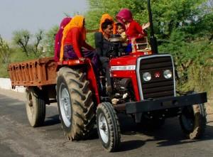 Tracteur-harem