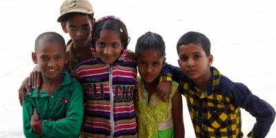 Enfants de Sambarh