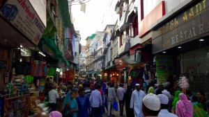 Bazar d'Ajmer