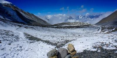 La nouvelle vallée, vue de Thoring La : où nous allons !