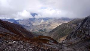 Vallée de Muktinah