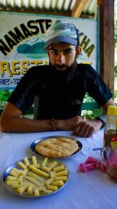 Fromage de Yak & pain tibétain