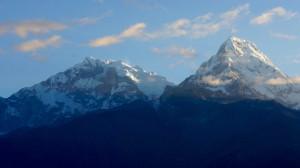 Annapurna I et Annapurna South