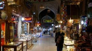 Bazar d'Isfahan