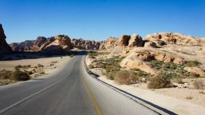 Vers Little Petra