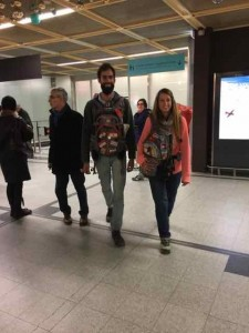 Aéroport de Nantes, 21 décembre 2016