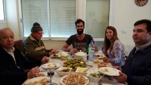 Avec la famille, c'est A TABLE que ça se passe !