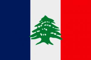 Drapeau de l'Etat du Mont Liban