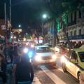 Rue principale de Lapa