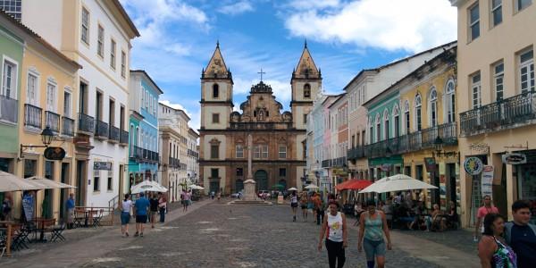 Igreja Sao Francisco dans le Pelourinho