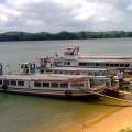 Bateaux sur le Rio Sao Francisco, Penedo