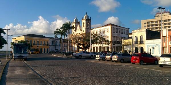 Une des plus belles églises baroques du Brésil