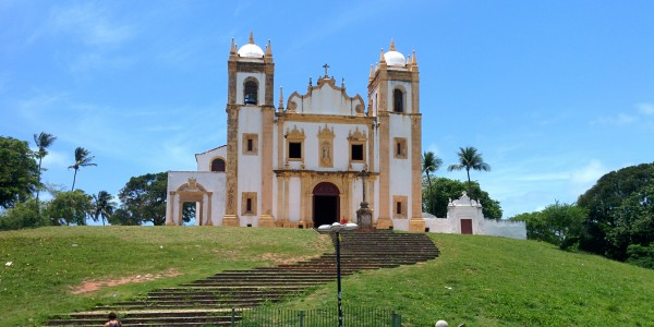 Une église à Olinda