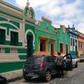 Rue d'Olinda : toujours colorées