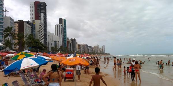 Plage de Boa Viagem, Recife