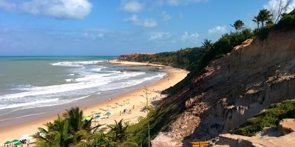 Praïa del Amor, une autre plage de Pipa