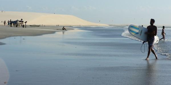 Petite après-midi surf