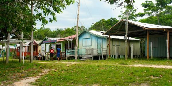 Place principale de la communauté