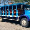 Les bus 4×4, appelés Jardinheros ici