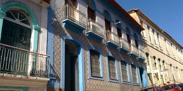 Jolie maison à azulejos