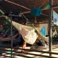 Camping – Nolwenn & son hamac