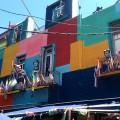 Caminito : façades colorées