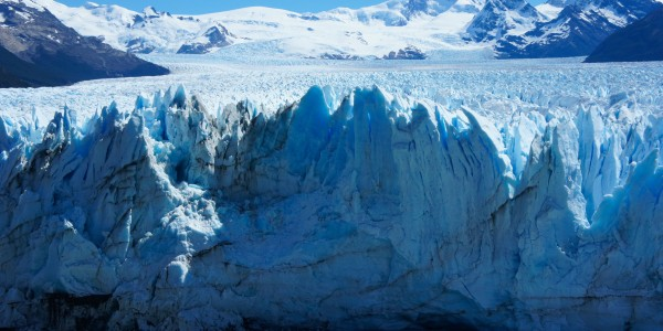 Grandeur du glacier