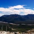 Panorama du Volcan Chaiten