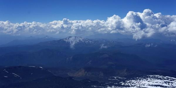Autre volcan proche de Villarica