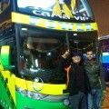 27. Les bus péruviens