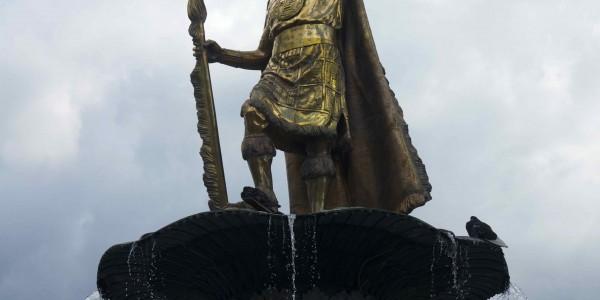 Manco Capac, le fondateur de la ville