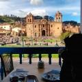 27. Un café à Cuzco