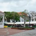 Place principale du Casco Viejo