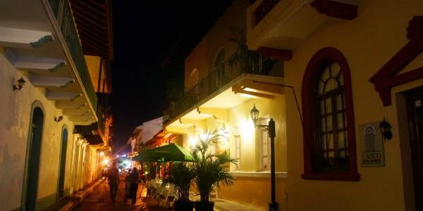 Les ruelles agréables du Casco Viejo