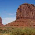 Imposantes formations de la Monument Valley !